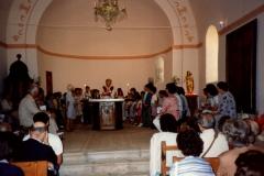 Sarcenas-eglise-renovee-inauguration-aout-1989-4