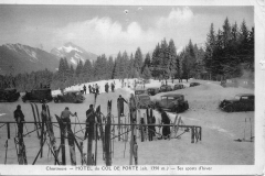Col de Porte en 1938